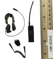 Armed Maid Set 2.0 - Walkie Talkie System / Radio w/ Camo Headset