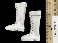 Super Duck Chun Li Cosplay Set - Boots (For Feet)