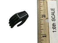 Female Mechanic Character Set (CT007-A) - Right Gloved Relaxed Hand
