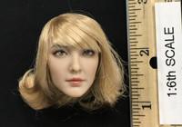 Female Mechanic Character Set (CT007-B) - Head (No Neck Joint)