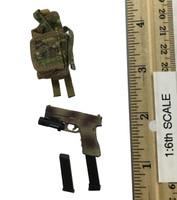 Russian Spetsnaz FSB Alpha Group (Deluxe Version) - Pistol (G17) w/ Holster