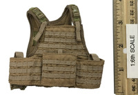 "Doomsday War Series Death Squad: ""K"" Caesar - Chest Rig"