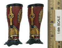 Bull Demon King (Deluxe Version) - Lower Leg Armor
