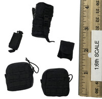ASU Airport Security Unit: Hong Kong - Pouch Set