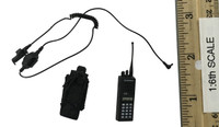 ASU Airport Security Unit: Hong Kong - Radio (Motorola MTS Tactical) w/ Pouch