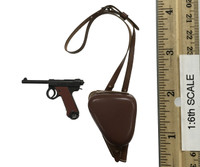 Japanese Infantry Arms in WWII - Pistol (Nambu Type 14) w/ Holster