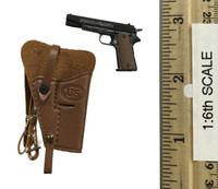 Bud Anderson: Triple Ace Fighter Pilot - Pistol w/ Holster