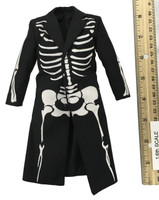 Spectre: Day of the Dead 007 - Long Black Skull Coat