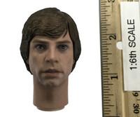 Return of the Jedi: Luke Skywalker - Head (Removable Hair) (Limit 1)
