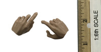 S.W.A.T. Point-Man - Trigger Hands