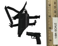 S.W.A.T. Assaulter - Pistol w/ Dropleg Holster