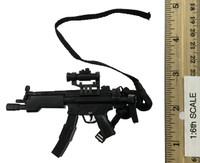 S.W.A.T. Assaulter - SMG Machine Gun