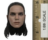 The Last Jedi: Rey (Jedi Training) - Head (No Neck Joint)