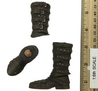 Vikings: Vanquisher (Valhalla Version) - Boots w/ Studded Leather Leggings
