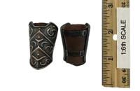 Vikings: Vanquisher (Valhalla Version) - Vambraces (Engraved) (Metal)