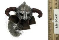 Vikings: Vanquisher (Valhalla Version) - Viking Bull Helmet (Metal)