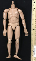 Seal Team 5 VBSS: Team Commander - Nude Body w/ Hands, Feet & Neck Joint