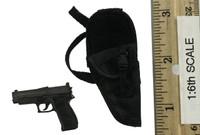 Seal Team 5 VBSS: Team Commander - Pistol (P225) w/ Dropleg Holster