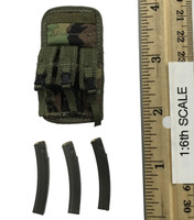 Seal Team 5 VBSS: Team Leader - SMG (MP5) Ammo w/ Triple Mag Pouch