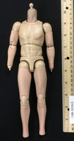Pulp Fiction: Vincent Vega - Nude Body w/ Neck and Hand Joints