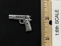 Pulp Fiction: Vincent Vega - Silver Automatic Pistol