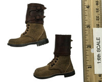 "77th Infantry Division Captain ""Sam"" - Infantry Boots & Leggings w/ Ball Joints"