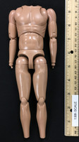 "77th Infantry Division Captain ""Sam"" - Nude Body w/ Hand Joints"