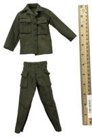 "77th Infantry Division Captain ""Sam"" - Olive Drab Infantry Uniform"