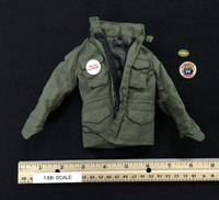 Taxi Cab Driver - Field Jacket (M65) w/ Patches