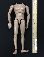 Taxi Cab Driver - Nude Body w/ Hands & Ball Jointed Feet
