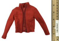 Life of Ice - Red Fleece Jacket