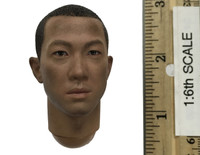 "IJA 32nd Army 24th Division ""Takuya Hayasi"" - Head w/ Neck Joint"