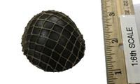 "IJA 32nd Army 24th Division ""Takuya Hayashi"" - Helmet (Type 90)"