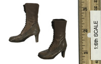 """The Prisoner"" Daisy Domergue - Ladies Western Boots w/ Ball Joints"