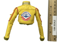 Female Automobile Mechanic - Yellow Racking Jacket