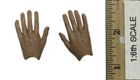 U.S. Navy Commanding Officer - Hand Set (Bendable Fingers)