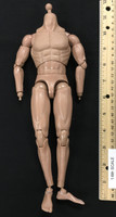 U.S. Navy Commanding Officer - Nude Body w/ Neck and Hand Joints, & Feet