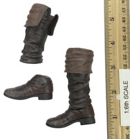 Assassin's Creed IV - Black Flag: Edward Kenway - Boots w/ Leggings (No Ball Joints)