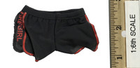 Fashion Fitness Wear - Sports Shorts (Red)