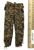 WWII German 9th Army Wehrmacht - Field Pants (Pea Pattern)