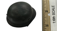 WWII German 9th Army Wehrmacht - Helmet (M35) (Weathered)