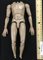 WWII German 9th Army Wehrmacht - Nude Body w/ Hands and Foot Joints