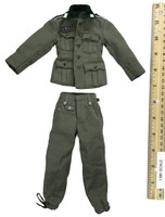 WWII German 9th Army Wehrmacht - Uniform