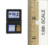 The X-Files: Agent Fox Mulder - FBI ID (Wallet) (Limit 1)