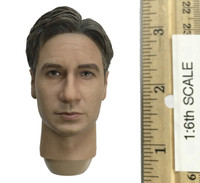 The X-Files: Agent Fox Mulder - Head w/ Neck Joint