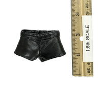 Galaxy Soldier - Leather Shorts