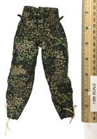 "SS-Panzer Division MG42 Gunner ""Dustin"" - Pea Camo Pants"