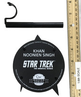 Star Trek TOS: Khan Noonien Singh - Display Stand