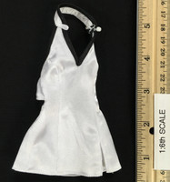Mini Cheongsam Sets - Cheongsam (White)
