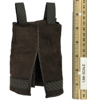 Gimli - Long Brown Vest
